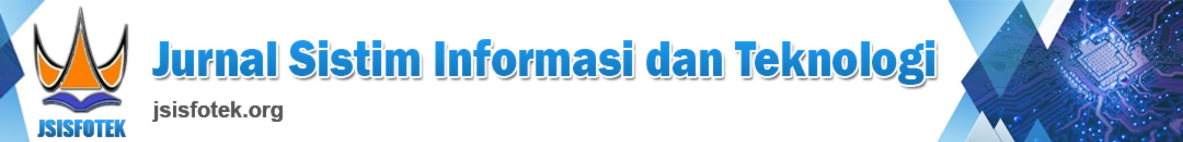 Jurnal Sistim Informasi dan Teknologi